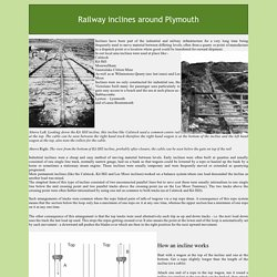 Railway inclines