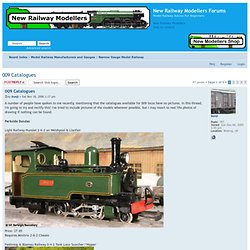New Railway Modellers Forums