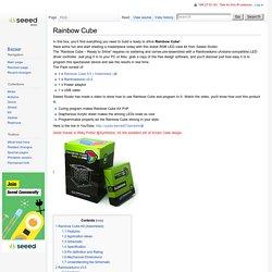 Rainbow Cube - Wiki