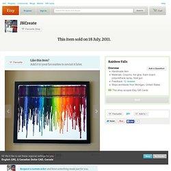 Rainbow Falls by JKCreate
