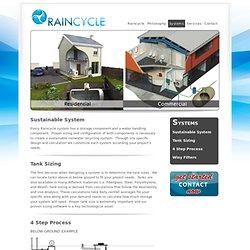 Raincycle - How to harvest rain