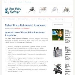 Fisher-Price Rainforest Jumperoo-bestbabyswings.net
