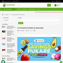 Great Deal on Avocado Fruit