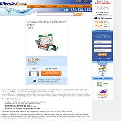 Rainshow'r Gard'n Gro Garden Filter System Only $49.99
