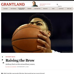 Raising the Brow «