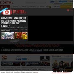 6 raisons d'adopter le navigateur Vivaldi et laisser tomber Chrome ou Firefox