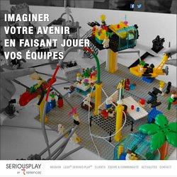 2016/06 - 10 raisons qui font de LEGO® Serious Play® l'approche dont vous ne pourrez plus vous passer