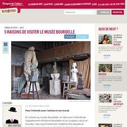 5 raisons de visiter le musée Bourdelle — Tartines de Culture