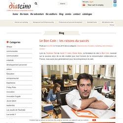 Le Bon Coin : les raisons du succès - Blog - Les Éditions Diateino