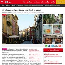 10 raisons de visiter Parme, une ville à savourer