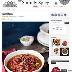 Rajma Masala – Sinfully Spicy