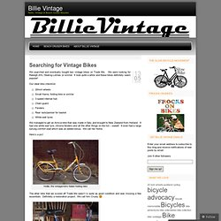 Raleigh 20 « Billie Vintage