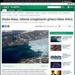 Studio Nasa, rallenta scioglimento ghiacci Mare Artico - Terra & Poli
