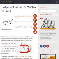 Rallye-lecture Rita et Machin CP-CE1