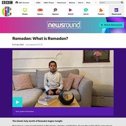 Ramadan: What is Ramadan? - CBBC Newsround