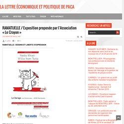 RAMATUELLE / Exposition proposée par l'Association «Le Crayon»