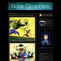 Ramayana. Divine Loophole. - Book Graphics