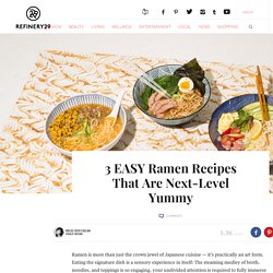 Easy Ramen Recipes - Japanese Noodles, How To