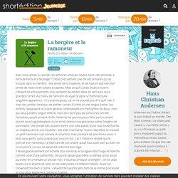 La bergère et le ramoneur par Hans Christian Andersen, histoire jeunesse classique en ligne - Short Édition