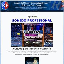 RamonFreire.cl - Escuela de Música y Sonido