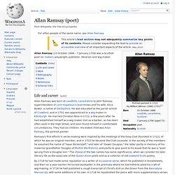 Allan Ramsay (poet)