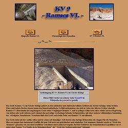 Ramses VI. Grab KV 9