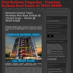 Ramsnehi Unimark Tower Rates