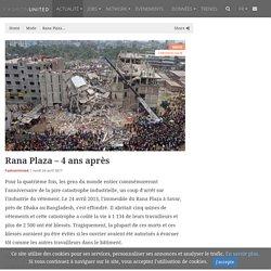 Rana Plaza – 4 ans après