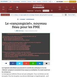 Le «rançongiciel», nouveau fléau pour les PME