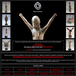 RAND AFRICAN ART - HOME PAGE