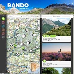 Rando Alpes de Haute-Provence