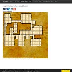 Random Dungeon Map