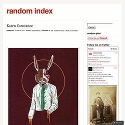 random index