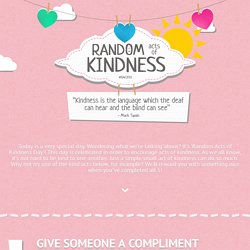 Random Acts of Kindness - Spread the joy with GameHouse