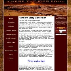 Random Story Generator