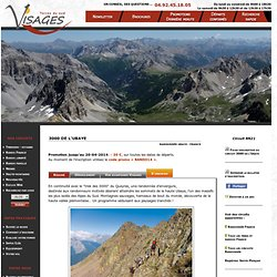 Randonnée Ubaye - France : Sommets de l'Ubaye - Agence Visages