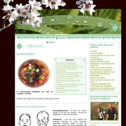 Jeûne et randonnée à l'Amandier, jeûner et marcher dans la Drôme : La naturopathie