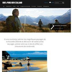 Choses à voir et à faire en Nouvelle-Zélande