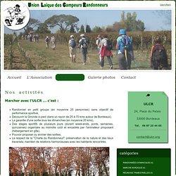 Randonnée pédestre - Bordeaux - Gironde