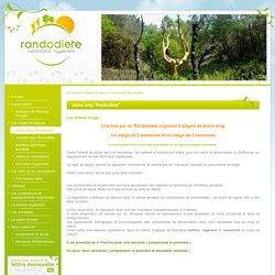 Jeûne long - jeûne randonnée - Ploemeur - Morbihan (56) - Bretagne - France - Randodiete