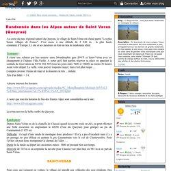 Randonnée dans les Alpes autour de Saint Veran (Queyras) - Le blog d'Hunza : mes plus belles randonnées en montagne et ailleurs