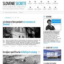SLOVENIE SECRETE - Part 3
