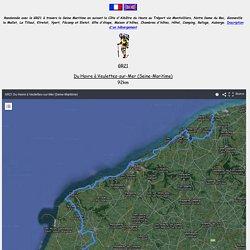 GR21 Randonnée du Havre à Veulettes-sur-Mer (Seine-Maritime)