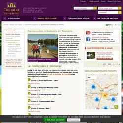 Randonnées et balades en Touraine
