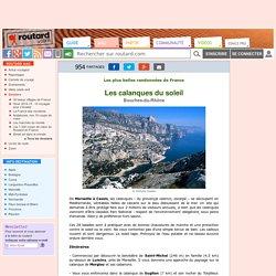 Les plus belles randonnées de France : Les calanques du soleil