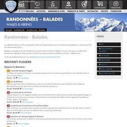 Randonnées Chamonix - Compagnie du Mont-Blanc Chamonix : Balades Chamonix