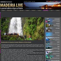 Madeira-Live - Randonnées