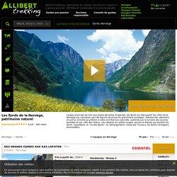 Fjords Norvège : randonnées à pied et en kayak dans les fjords norvégiens