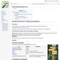 Grenoble/Randonner