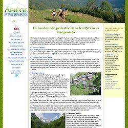 Randonner en Ariège Pyrénées